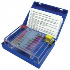 тестер pH и Cl/Br