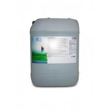 Флокфикс жидкий 20л  для поглощения и удаления взвешенных частиц в воде бассейна.