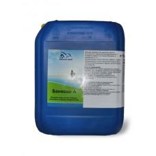 Специальное чистящее средство для бассейнов и парных на основе щелочи