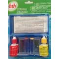ПУЛТЕСТЕР ЖИДКИЙ   ( ХЛОР/pH ). Для измерение pH воды и уровня свободного хлора Cl
