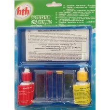Пултестер ( хлор/ pH ) hth LIQUID
