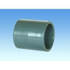 Муфта соединительная тонкостен. диаметр 50мм