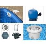 Оборудование для бассейнов и прудов