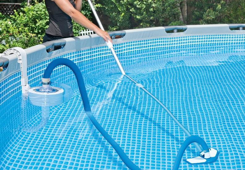 шланг для водного пылесоса бассейна